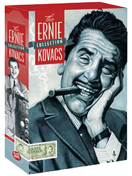 The Ernie Kovacs Collection 6/7 DVD set (April 19, 2011)