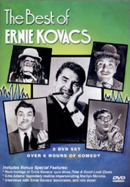 The Best of Ernie Kovacs 2 DVD set