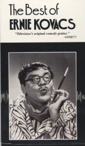 The Best of Ernie Kovacs 6 VHS