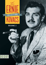 The Ernie Kovacs Collection DVD (2011)